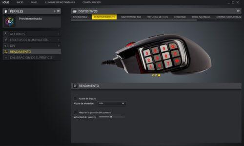 Corsair Scimitar RGB Elite, análisis: la llave maestra que te abrirá el camino hacia la victoria 59