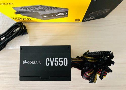 Corsair CV550, análisis: un valor sólido para montar un PC gaming económico 48