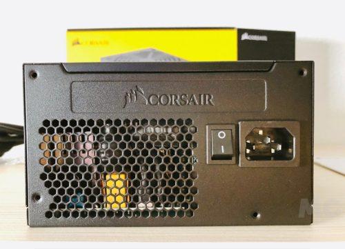 Corsair CV550, análisis: un valor sólido para montar un PC gaming económico 43