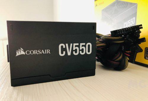 Corsair CV550, análisis: un valor sólido para montar un PC gaming económico 50