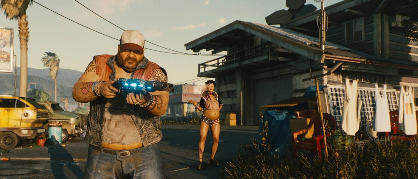 Cyberpunk 2077 es un pase de diapositivas en PS4 y Xbox One, por eso se ha retrasado 31