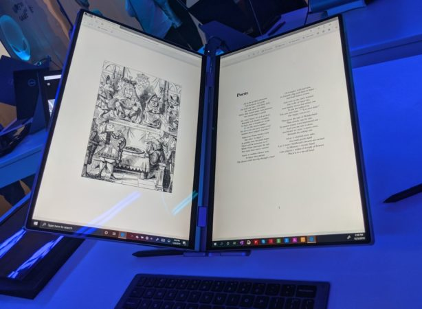 Dell Duet Concept