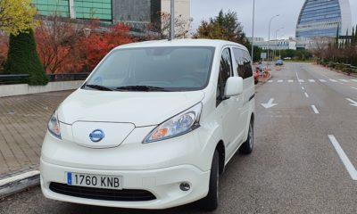 Nissan e-NV200, elocuencia 19