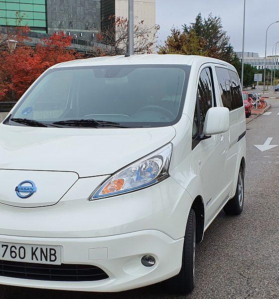 Nissan e-NV200, elocuencia 87