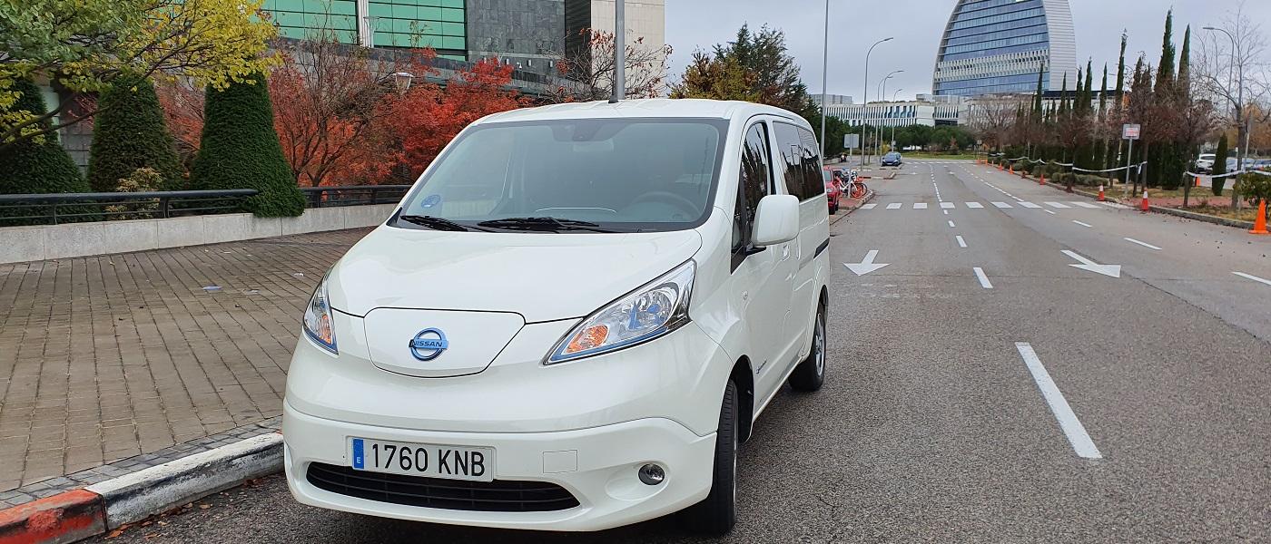 Nissan e-NV200, elocuencia 32