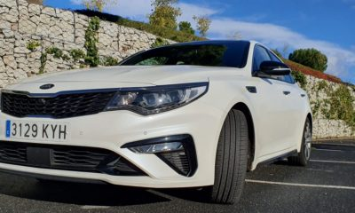 Kia Optima TGDI, perspicacia 21