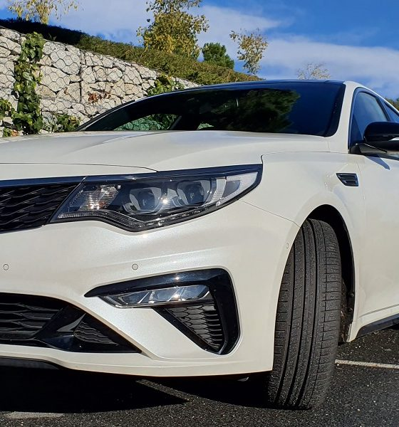 Kia Optima TGDI, perspicacia 124