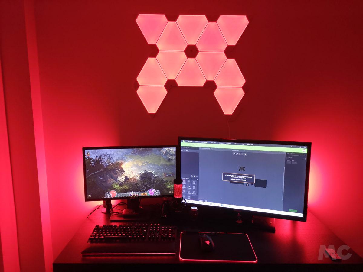 Diablo III Iluminación inmersiva Juegos 1.jpg