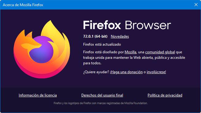 Vulnerabilidad crítica en Firefox