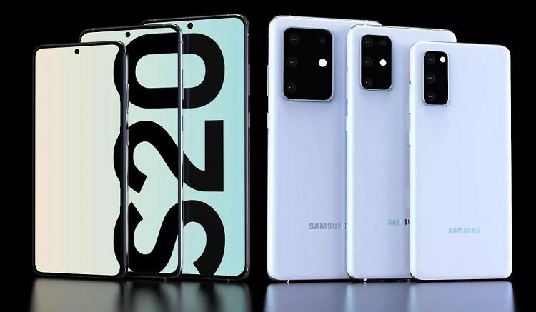 El Galaxy S20 tendrá una pantalla de 120 Hz y será presentado el 11 de febrero 33