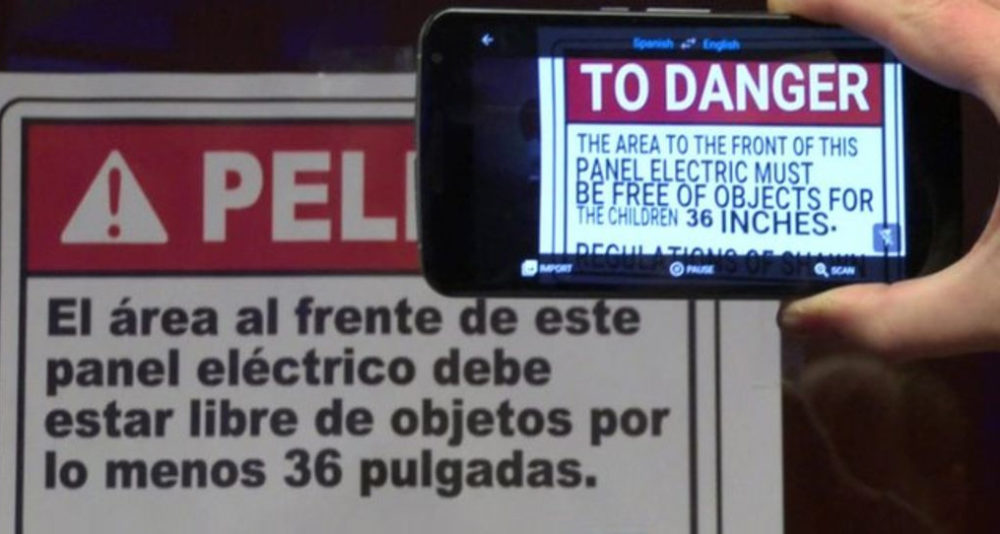 Google Translate Traductor Foto