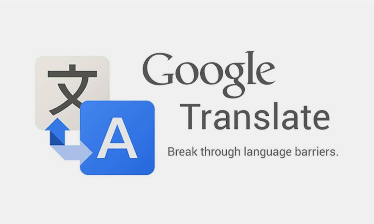 Google Translate Traductor Voz