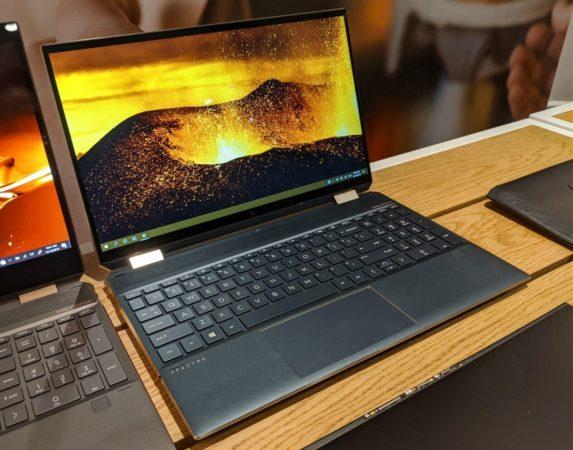 HP Spectre x360 15 generación 2020