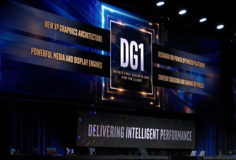 """Intel presenta la plataforma """"Tiger Lake"""" y la gráfica dedicada DG1 35"""