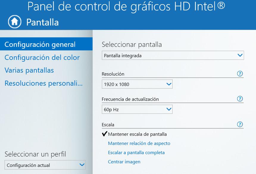 Cómo mejorar el rendimiento en juegos con gráficas Intel 36