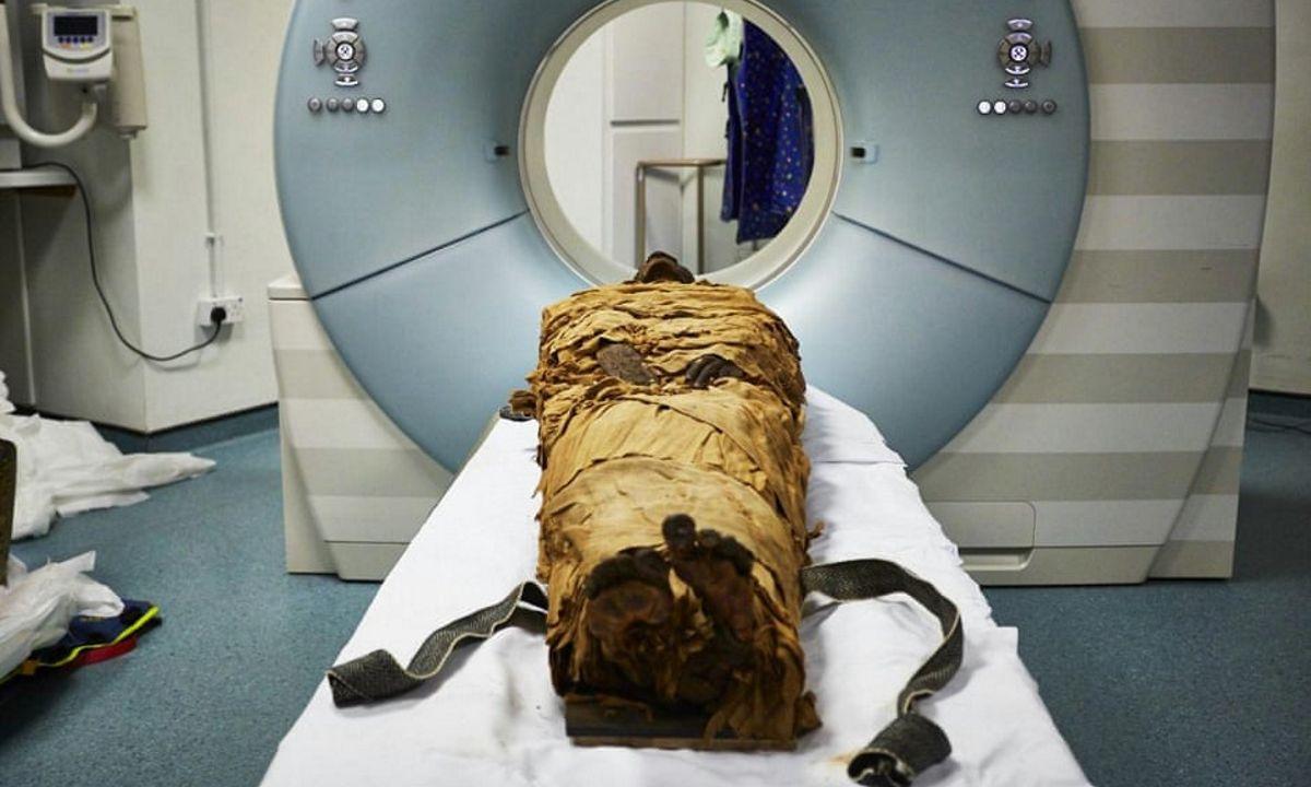 La voz de una momia de 3.000 años de antigüedad