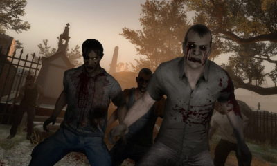 HTC confirma Left 4 Dead 3, otra gran exclusiva centrada en la realidad virtual (actualizada) 4