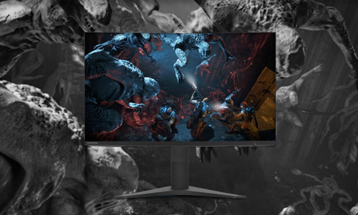 Lenovo Monitor Gaming G32qc