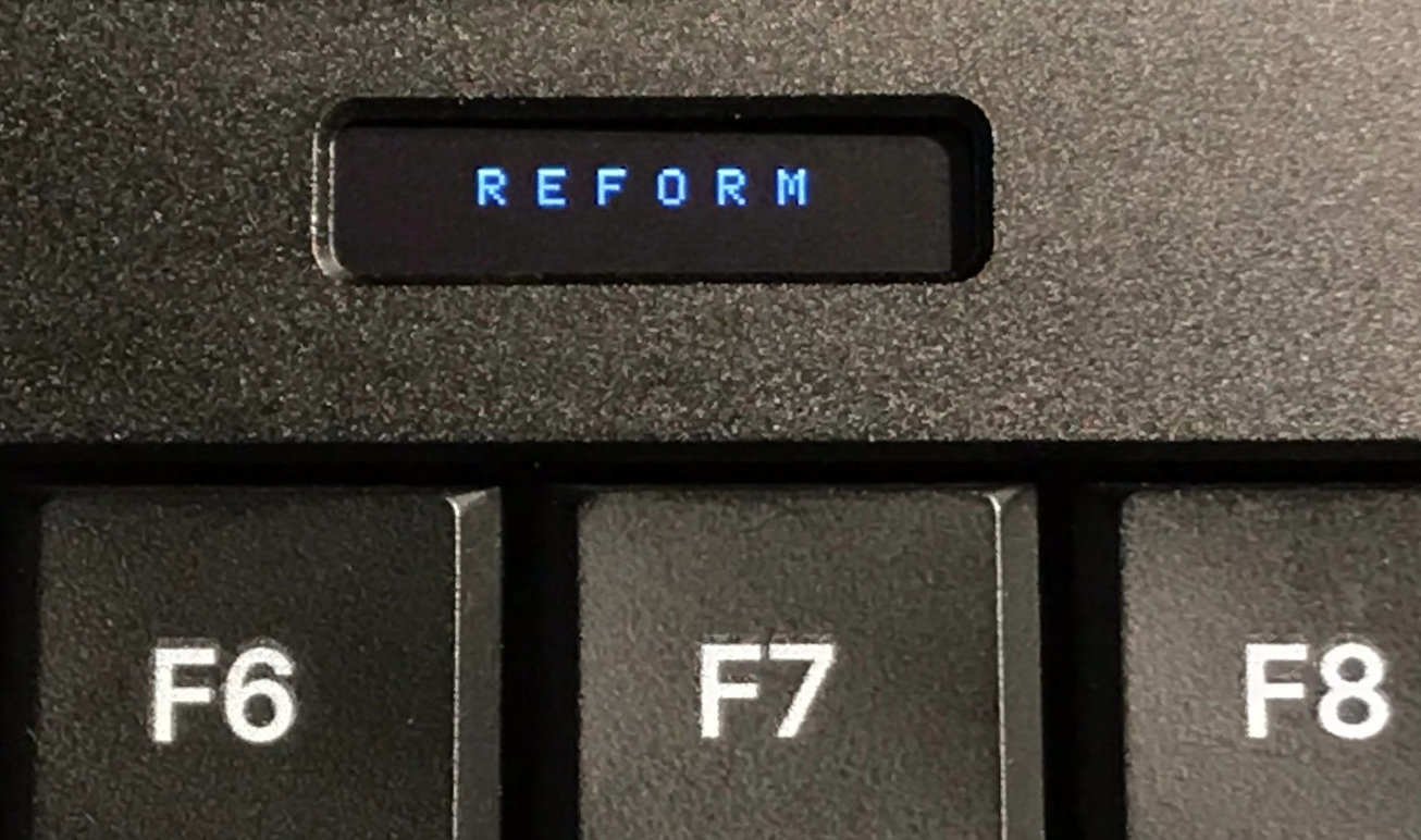 MNT Reform