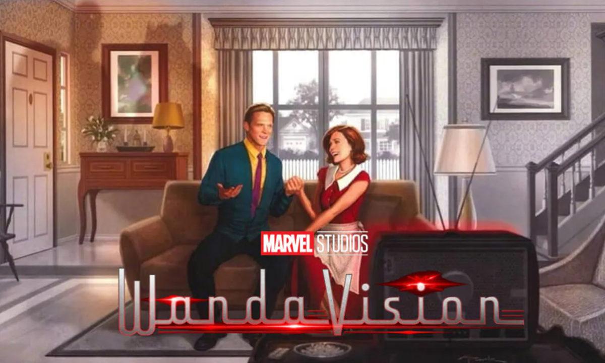 Marvel WandaVision Dinssey+