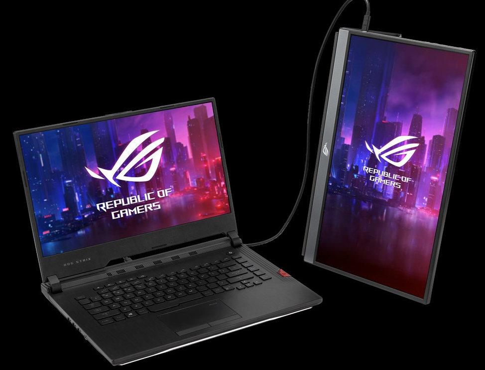 ASUS presenta un monitor portátil de alto rendimiento para juegos 33