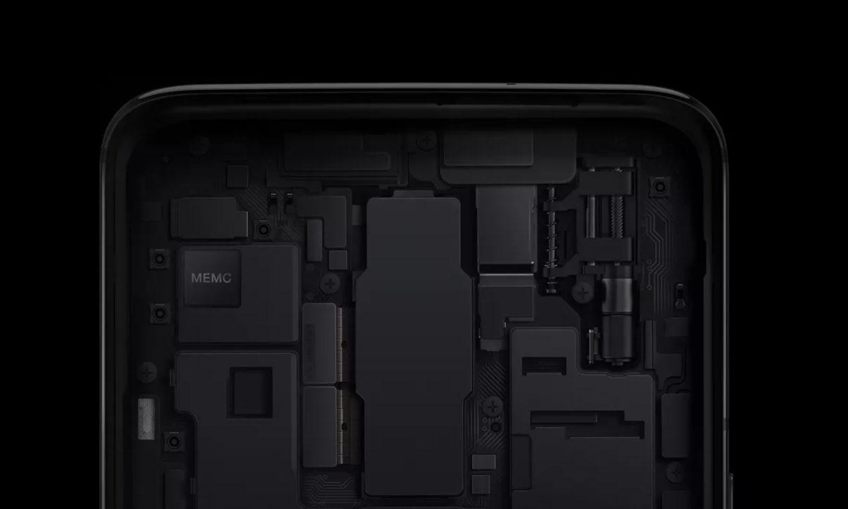 OnePlus 8 MEMC