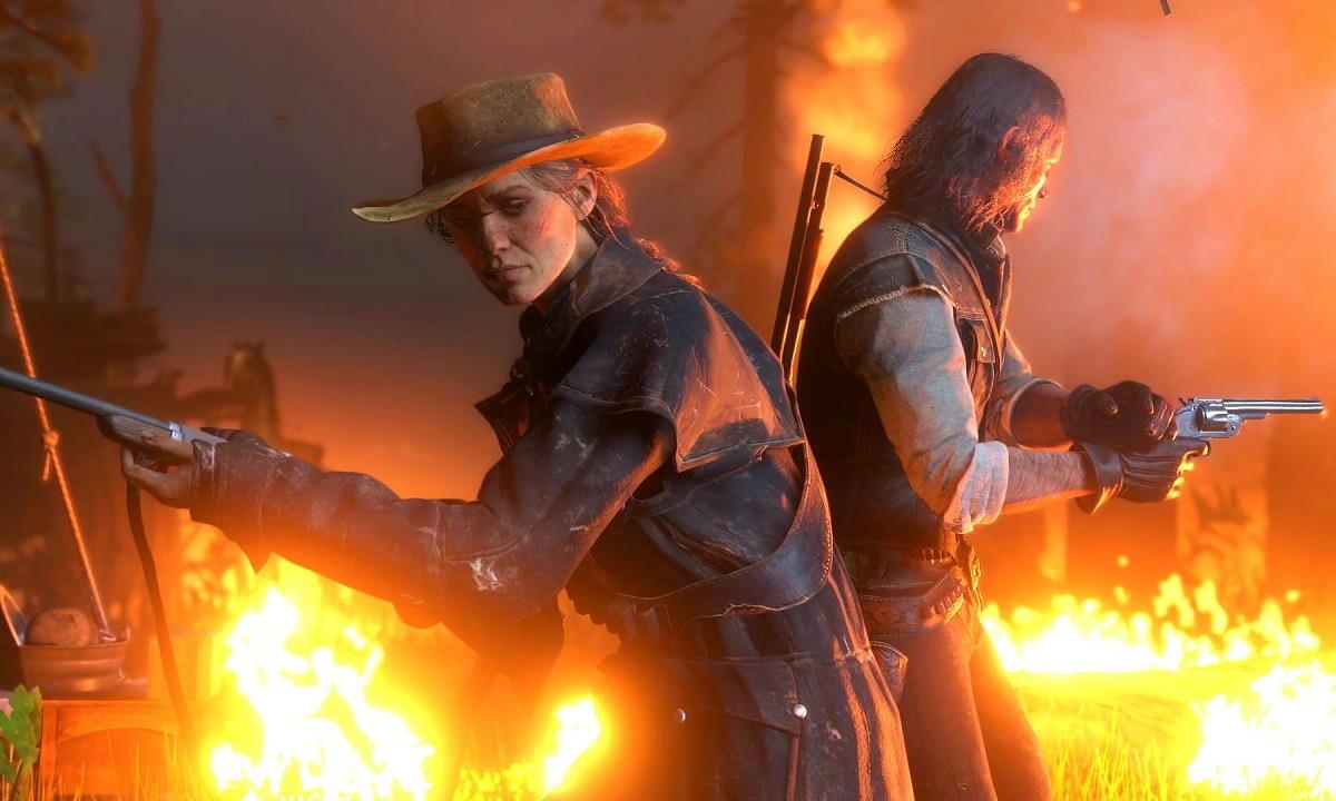 Red Dead Redemption 2 en Steam