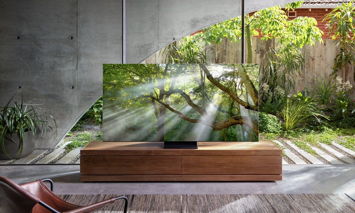 Samsung 2020 QLED 8K