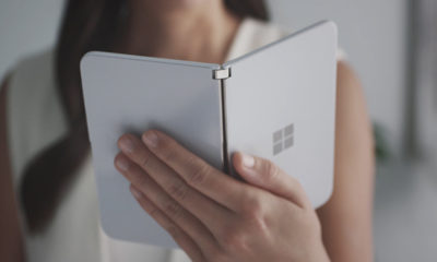 Satya Nadella presume de Surface Duo