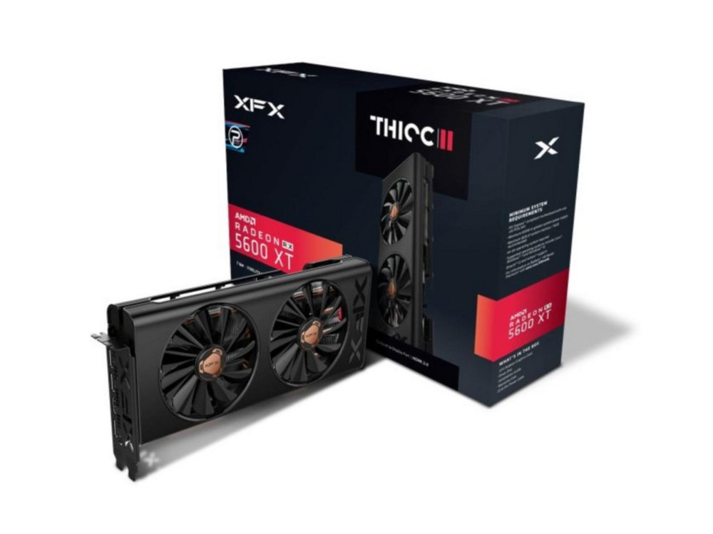 XFX Radeon RX 5600 XT