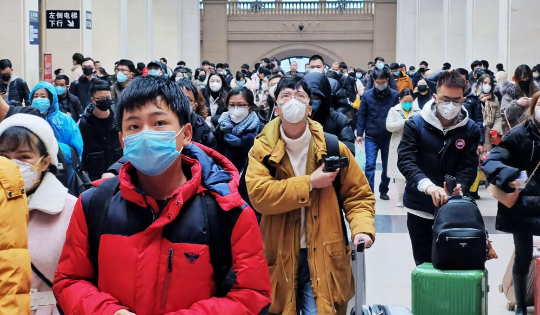Google publica un mapa del alcance del coronavirus de Wuhan ¿Debemos estar preocupados? 39