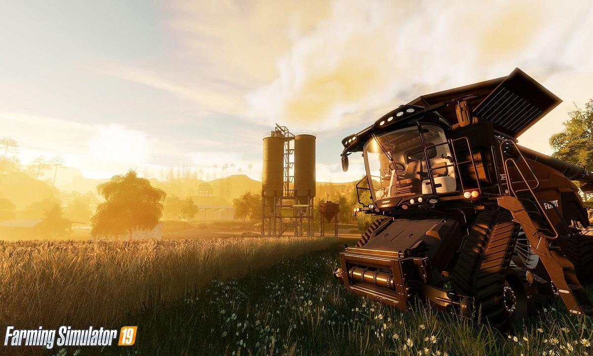 Consigue gratis Farming Simulator 19 en la Epic Games Store 30