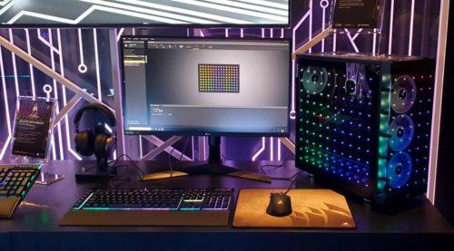 Corsair presenta Concept Orion, un chasis para PC que lleva la iluminación LED RGB al cristal 29
