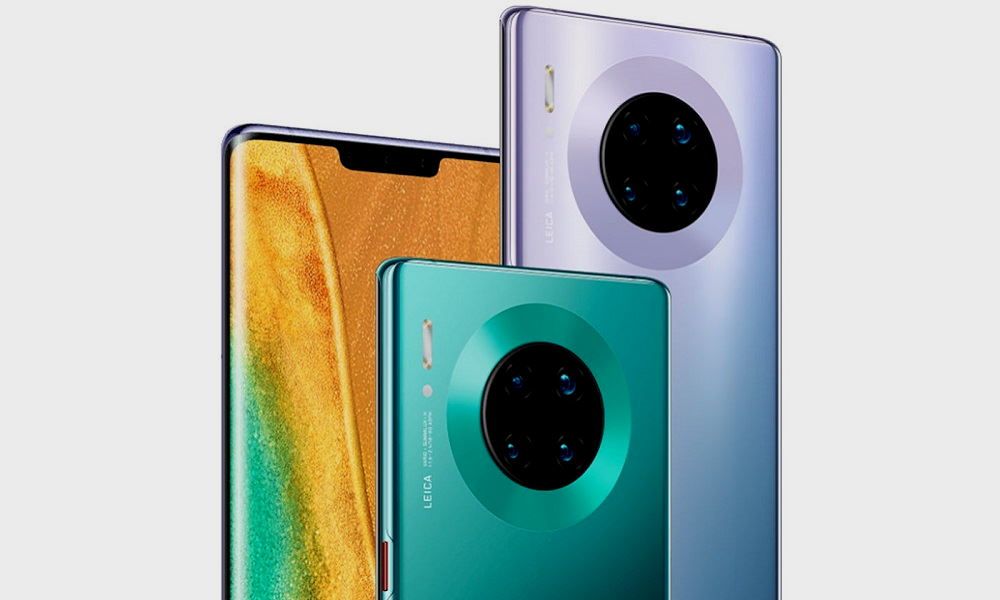 smartphone de Huawei