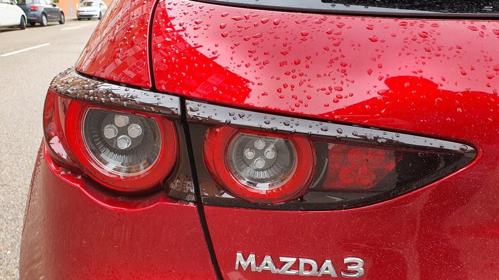 Mazda3 2019 Skyactiv X, especiado 41