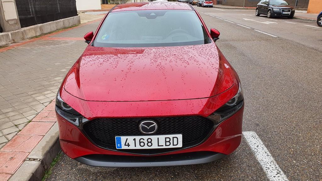 Mazda3 2019 Skyactiv X, especiado 31