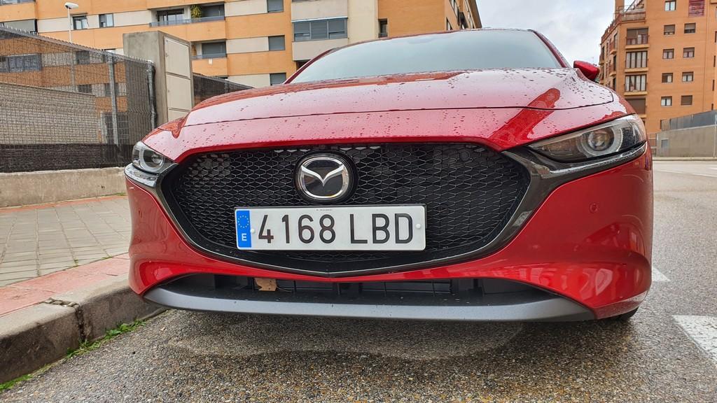 Mazda3 2019 Skyactiv X, especiado 35
