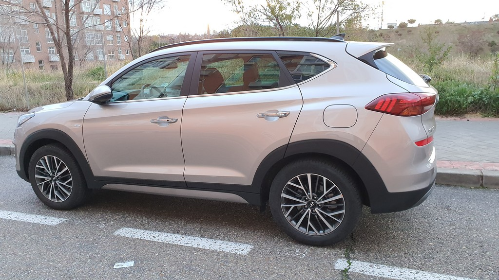 Hyundai Tucson 2019, comprometido 30