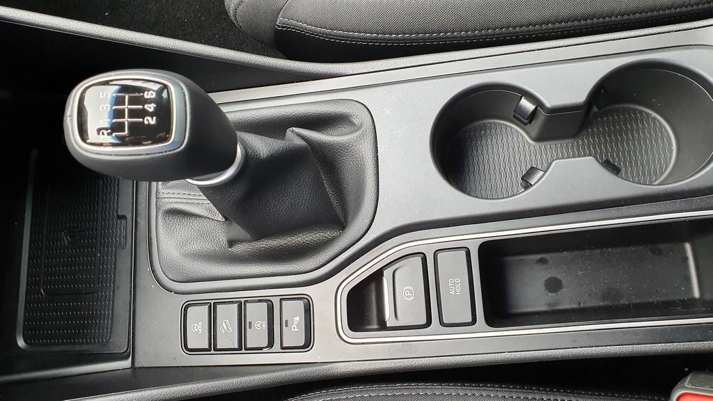 Hyundai Tucson 2019, comprometido 40