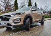 Hyundai Tucson 2019, comprometido 72