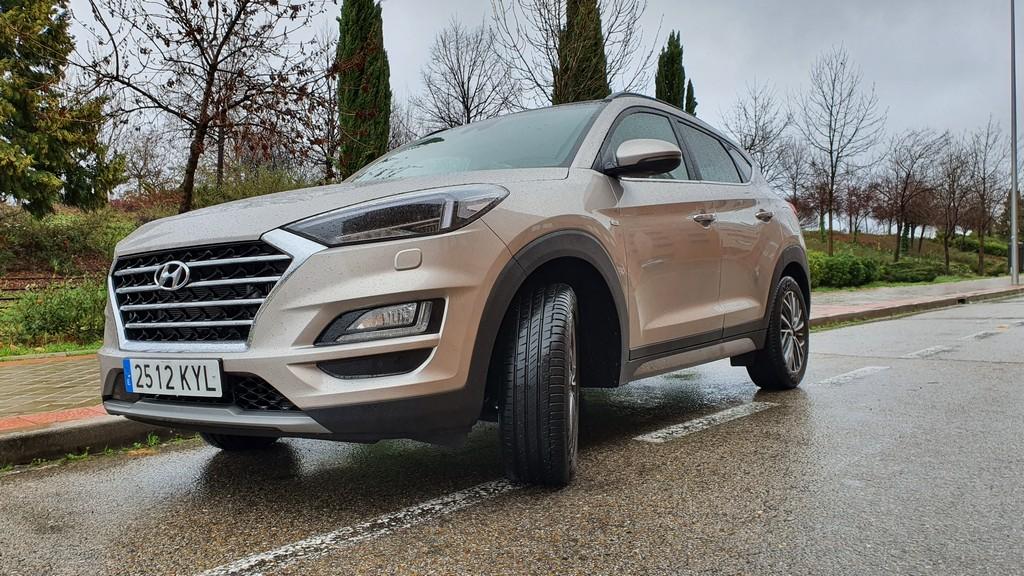 Hyundai Tucson 2019, comprometido 48