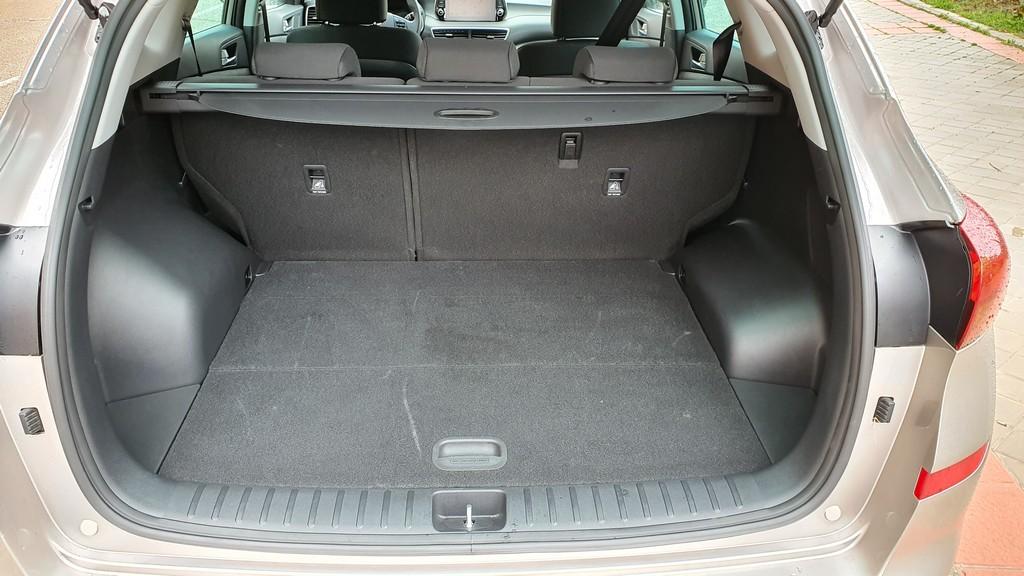 Hyundai Tucson 2019, comprometido 42