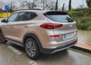 Hyundai Tucson 2019, comprometido 92