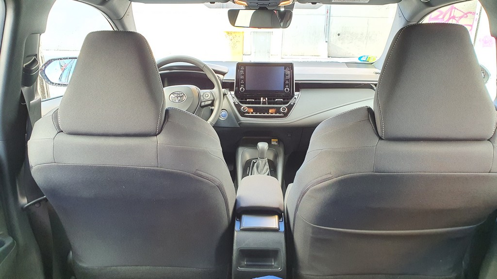 Toyota Corolla 5p, familias 35