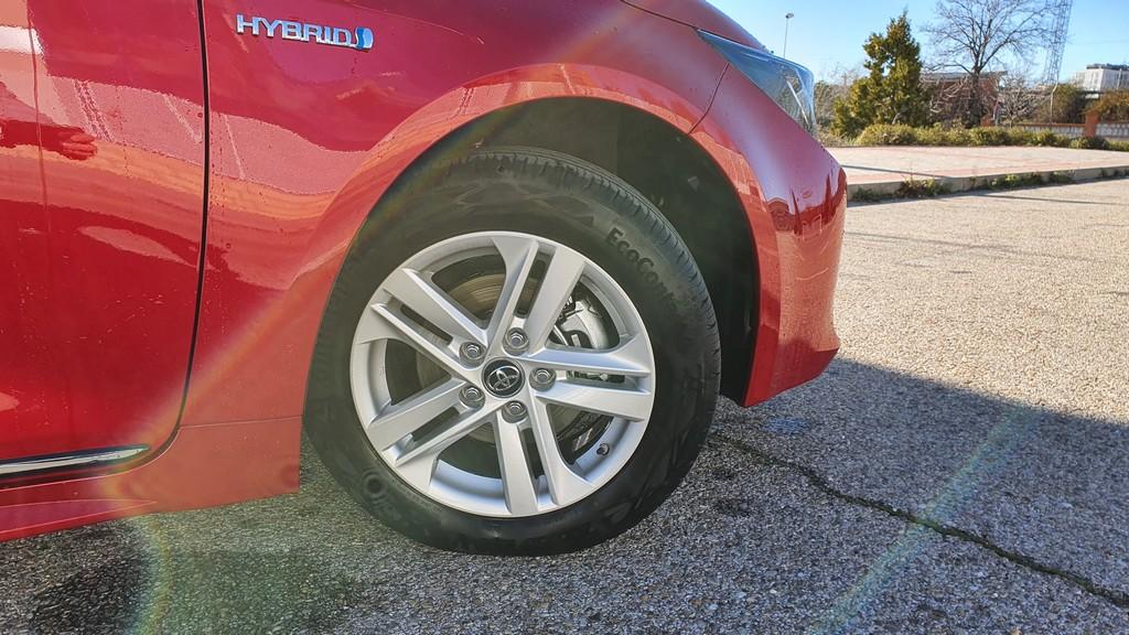 Toyota Corolla 5p, familias 39