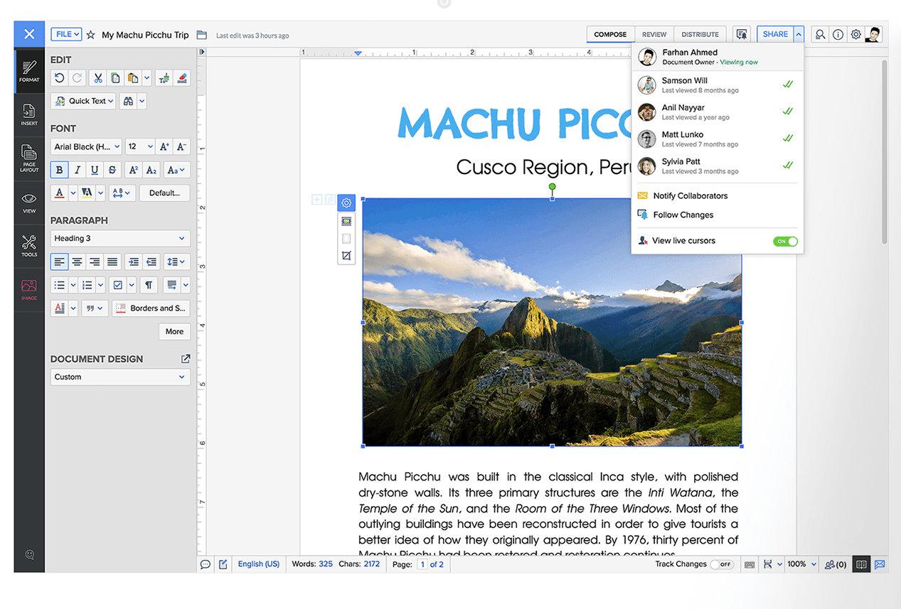 Siete alternativas a Microsoft Office, gratuitas y para uso en local y on-line 40