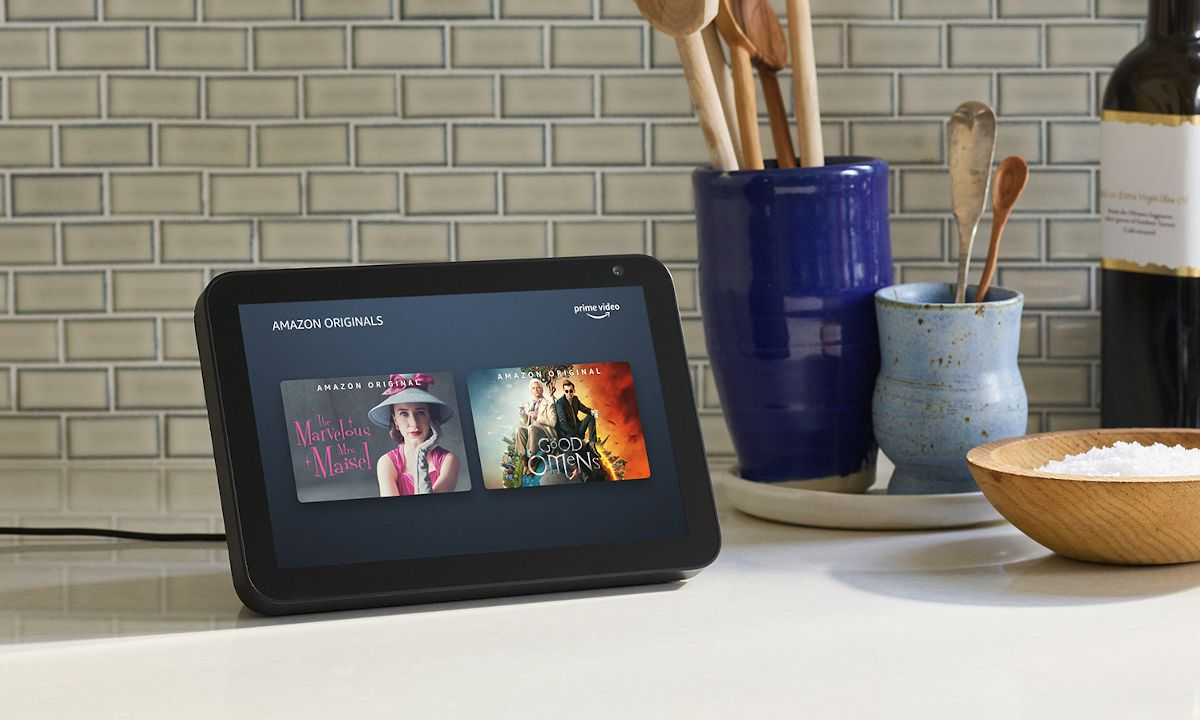Altavoz Amazon Echo Show 8
