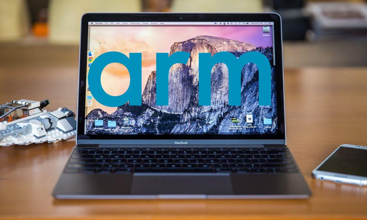 Apple MacBook con procesador ARM