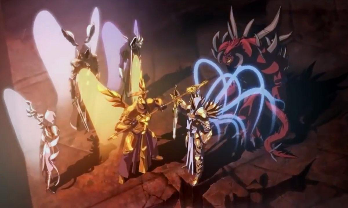 Blizzard Anime Series Netflix