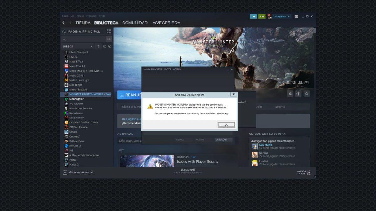 NVIDIA GeForce Now Capcom